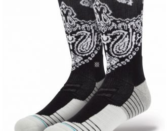 Stance Fusion Athletic – Mens The 3 Fold Crew