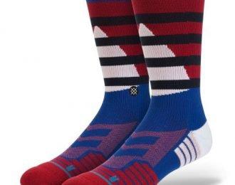 Stance Fusion Athletic – Mens Patriots