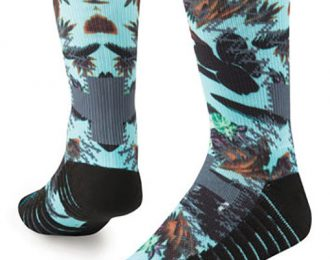 Stance Athletic – Mens Aqua Cabo Crew